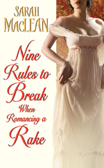 Book cover image for Nine Rules to Break